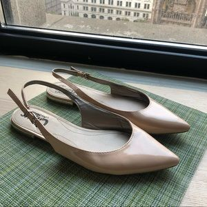 Circus by Sam Edelman Patent Leather Pointed Flats